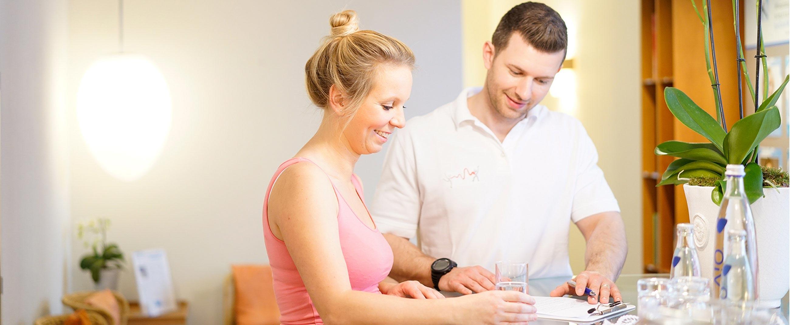 Praxis für Physiotherapie in Düsseldorf